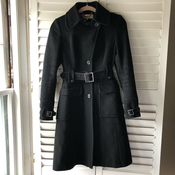 special discount special discount various colors Karen Millen black winter wool coat